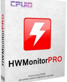 CPUID HWMonitor Pro 1.44 Crack With Product Key 2021 Free Download